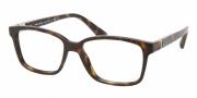 Prada PR 01OV Eyeglasses Eyeglasses - 2AU1O1 Havana