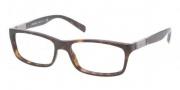 Prada PR 02OV Eyeglasses Eyeglasses - 2AU1O1 Havana