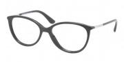 Prada PR 03OV Eyeglasses Eyeglasses - 1AB1O1 Gloss Black