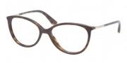 Prada PR 03OV Eyeglasses Eyeglasses - 2AU1O1 Havana