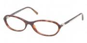 Prada PR 05OV Eyeglasses Eyeglasses - AB61O1 Dark Havana