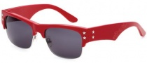 Black Flys Sunglasses Fly Ban Sunglasses - Shiny Red