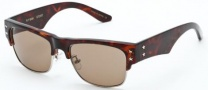 Black Flys Sunglasses Fly Ban Sunglasses - Shiny Tortoise