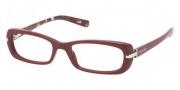 Prada PR 13NV Eyeglasses Eyeglasses - ZXK1O1 Currant