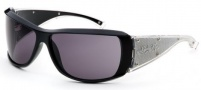 Black Flys Sunglasses Fly Trap  Sunglasses - Black / Clear / Silver