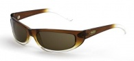 Black Flys Sunglasses Fly Warriors  Sunglasses - Brown Gradient