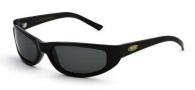 Black Flys Sunglasses Fly Warriors  Sunglasses - Shiny Black Polarized
