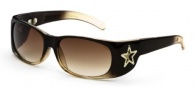 Black Flys Sunglasses Flylicious Star Sunglasses - Caramel