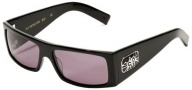 Black Flys Sunglasses Fly Detector Sunglasses - Shiny Black