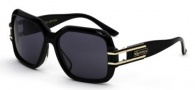 Black Flys Sunglasses Fly DMC  Sunglasses - Shiny Black / Chrome