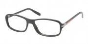 Prada Sport PS 05BV Eyeglasses Eyeglasses - 1AB1O1 Black