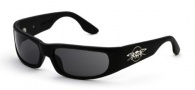 Black Flys Sonic Fly II Sunglasses Sunglasses - Shiny Black / Grey Polarized