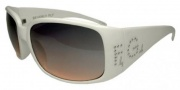 Black Flys Beverly Fly Sunglasses Sunglasses - White / Pink Gradient Lens