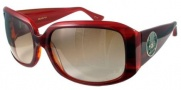 Black Flys Deluxe Fly Sunglasses Sunglasses - Red / Red Horn