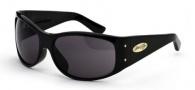 Black Flys Fly No. 9 Sunglasses Sunglasses - Shiny Black