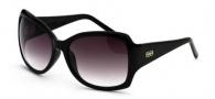 Black Flys Fly Holiday Sunglasses  Sunglasses - Shiny Black