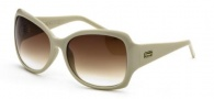 Black Flys Fly Holiday Sunglasses  Sunglasses - Cream