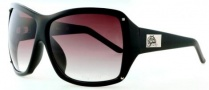 Black Flys On The Fly Sunglasses  Sunglasses - Shiny Black