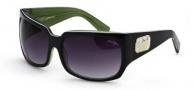 Black Flys Zipper Fly Sunglasses Sunglasses - Grey / Lime