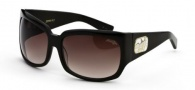 Black Flys Zipper Fly Sunglasses Sunglasses - Chocolate Brown