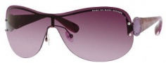 Marc by Marc Jacobs MMJ 028/N/S Sunglasses Sunglasses - OZU8 Brown Rose / Havana Rose (01 Pink Gradient Lens)
