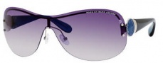 Marc by Marc Jacobs MMJ 028/N/S Sunglasses Sunglasses - OZT1 Palladium Teal (LF Gray Gradient Lens)