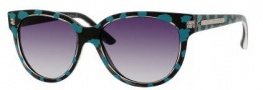 Marc by Marc Jacobs MMJ 155/S Sunglasses Sunglasses - OM9C Black Green (JJ Gray Gradient Lens)