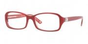 Versace VE3146B Eyeglasses Eyeglasses - 878 Red Crystal