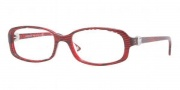 Versace VE3149B Eyeglasses Eyeglasses - 935 Wave on Red