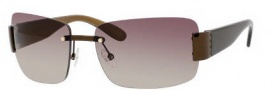 Marc by Marc Jacobs MMJ 167/S Sunglasses Sunglasses - OZ9R Brown Bronze (42 Brown Mirror Lens)