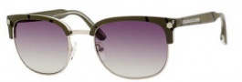Marc by Marc Jacobs MMJ 171/S Sunglasses Sunglasses - 0QK2 Army Black Dots (PN Olive Gradient Lens)