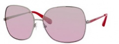 Marc by Marc Jacobs MMJ 183/S Sunglasses Sunglasses - 06LB Ruthenium (JQ Rose Gradient Mirror Lens)