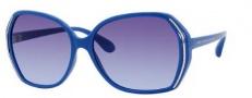 Marc by Marc Jacobs MMJ 190/S Sunglasses Sunglasses - OYMA Blue (KX Dark Blue Gradient Lens)