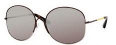 Marc by Marc Jacobs MMJ 194/S Sunglasses Sunglasses - 00G5 Brown Gold Yellow (36 Dark Brown Mirror Silver Lens)