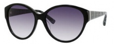 Marc by Marc Jacobs MMJ 200/N/S Sunglasses Sunglasses - OYQB Black / Gray (JJ Gray Gradient Lens)