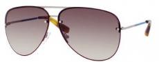 Marc by Marc Jacobs MMJ 204/S Sunglasses Sunglasses - 06LB Ruthenium (CC Brown Gradient Lens)