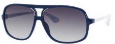 Marc by Marc Jacobs MMJ 212/S Sunglasses Sunglasses - ONCF Blue White (JJ Gray Gradient Lens)