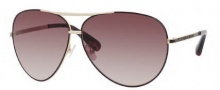 Marc by Marc Jacobs MMJ 221/S Sunglasses Sunglasses - OYRl Gold (S2 Brown Gradient Lens)
