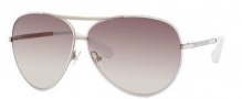 Marc by Marc Jacobs MMJ 221/S Sunglasses Sunglasses - OYRH Light Gold (7W Brown Gold Mirror Lens)