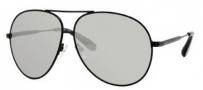 Marc by Marc Jacobs MMJ 226/S Sunglasses Sunglasses - 0006 Shiny Black (SS Silver Mirror Lens)