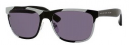 Marc by Marc Jacobs MMJ 229/S Sunglasses Sunglasses - 0O0A Matte Gray Black (Y1 Gray Lens)