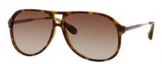 Marc by Marc Jacobs MMJ 239/S Sunglasses Sunglasses - 0Al3 Havana Brown Ruthenium (D8 Brown Gradient Lens)