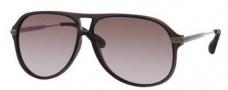 Marc by Marc Jacobs MMJ 239/S Sunglasses Sunglasses - 0ASN Matte Brown Ruthenium (HA Brown Gradient Lens)