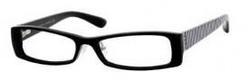 Marc by Marc Jacobs MMJ 448/U Eyeglasses Eyeglasses - 0EO7 Black / White Black