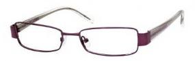 Marc by Marc Jacobs MMJ 452 Eyeglasses Eyeglasses - 0P0P Eggplant Crystal