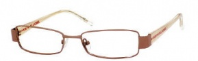 Marc by Marc Jacobs MMJ 452 Eyeglasses Eyeglasses - 0P0N Shiny Brown Crystal