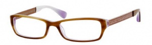 Marc by Marc Jacobs MMJ 454 Eyeglasses Eyeglasses - 0YAA Havana Nut / Light Bronze