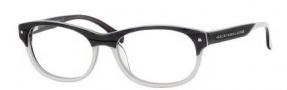 Marc by Marc Jacobs MMJ 482 Eyeglasses Eyeglasses - 061K Black Oliver Amber