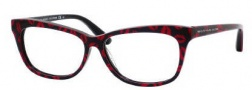 Marc by Marc Jacobs MMJ 485 Eyeglasses Eyeglasses - 00A4 Red Black