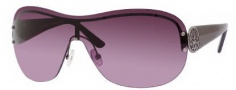 Juicy Couture Grand/S Sunglasses Sunglasses - OTP4 Gunmetal (2G Burgundy Gradient Lens)